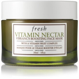 Fresh Vitamin Nectar Vibrancy-Boosting Face Mask To Go
