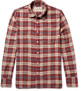 Remi Relief Checked Flannel Shirt