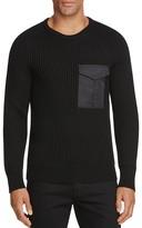 Rag & Bone Elijah Crewneck Pocket Sweater