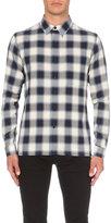 Sandro Tulsa Slim-fit Cotton Shirt