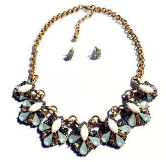 Jchronicles Statement Multi-Color Necklace