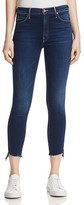Mother Stunner Ankle Skinny Jeans in After Hours