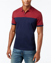 Tommy Hilfiger Men's Dan Tailored-Fit Colorblocked Polo