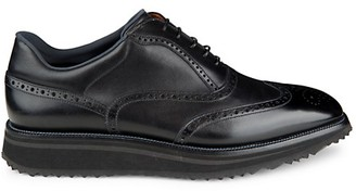 Bally Stiven Leather Oxfords