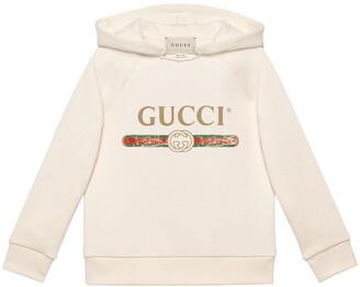 Gucci Kids Children's sweatshirt with logo