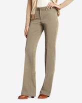 Eddie Bauer Women's StayShape® Twill Trousers - Curvy