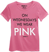 Ripple Junction Mean Girls 'On Wednesdays We Wear Pink' Tee - Juniors