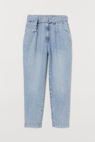 H&M Mom High Jeans - Blue
