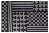 4 x 6' Simple Geometry Rug