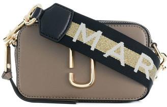 Marc Jacobs Snapshot Small Leather Shoulder Bag