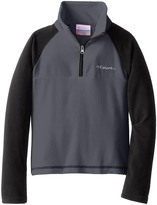 Columbia Kids GlacialTM Half Zip (Little Kids/Big Kids)