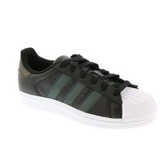 adidas Unisex Kids' Superstar Trainers, Core Black/Footwear White, 38 EU