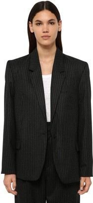 Isabel Marant Melinda Wool Blend Jacket