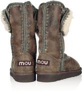 Mou Montana shearling boots
