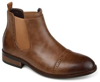 Vance Co. Garrett Cap Toe Boot
