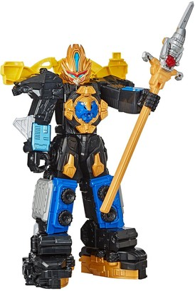 Power Rangers Beast Morphers Beast-X King Ultrazord Action Figure Toy with Accessory