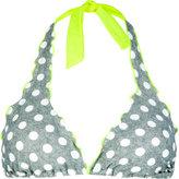 Gossip Blue Jean Girl Bikini Top