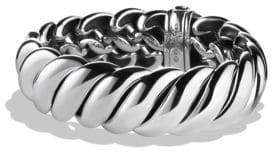 David Yurman Hampton Cable Narrow Bracelet