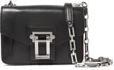 Proenza Schouler Hava Leather Shoulder Bag - Black