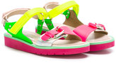 Stella McCartney buckled sandals