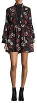 Lucca Couture Arianna Ruffle Shift Dress