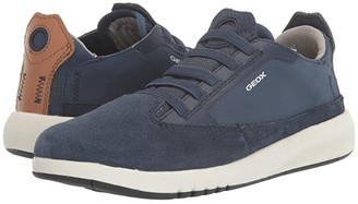 Geox Kids Aeranter 1 (Big Kid) (Medium Blue) Boy's Shoes