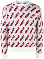 Joyrich Popeye intarsia jumper