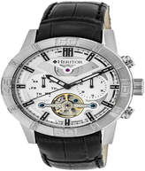 SWISS EAGLE Swiss Eagle Polar King Mens Two-Tone Strap Chronograph Watch SE-9053-44