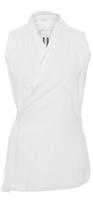 Rick Owens Virgin Wool Wrap Vest