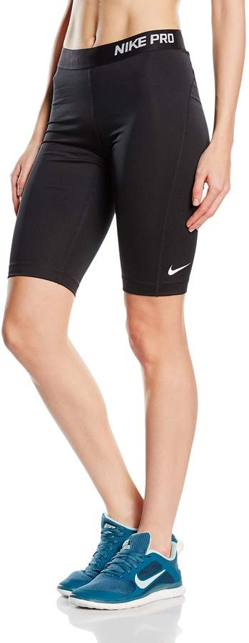 Nike Womens Pro 11'' Compression X-Small Trainning Shorts