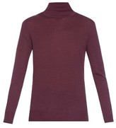Tomas Maier Roll-neck wool sweater