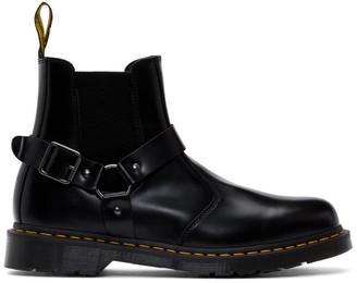 Dr. Martens Black Wincox Chelsea Boots