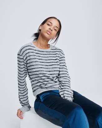 Rag & Bone Striped avryl pullover