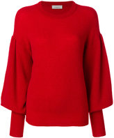 Laneus layered jumper