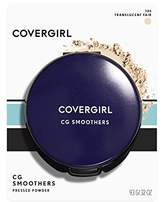 Cover Girl Smoothers Pressed Powder, Translucent Fair .32 oz (9.3 g) (Packaging may vary)