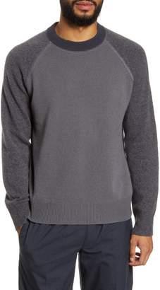 Club Monaco Slim Fit Garment Dye Sweater
