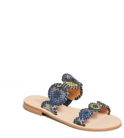 Jack Rogers Lauren Snake Sandals