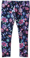 Osh Kosh Girls 4-8 Solid Full-Length Leggings