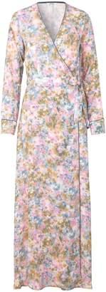 MBYM Evelia Floral-Print Maxi Dress