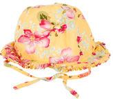 Catimini Girls' Floral Bucket Hat