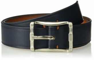 Stacy Adams Men's Big and Tall Fairmount 40mm Reverisble Belt