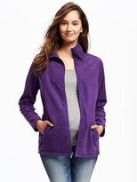 Old Navy Maternity Micro-Performance Fleece Jacket