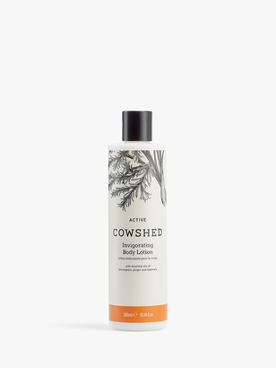 Cowshed Active Invigorating Body Lotion, 300ml