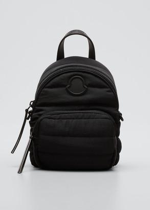 Moncler Kilia Small Crossbody Backpack, Black