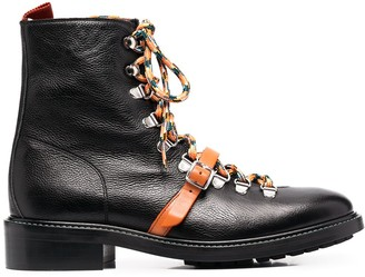 Paul Smith Pepper lace-up boots