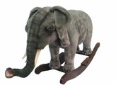 The Well Appointed House Hansa Toys Elephant Rocker