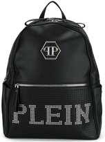Philipp Plein 'New Rose' backpack - men - Polyester/Polyurethane - One Size