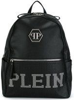 Philipp Plein 'New Rose' backpack - men - Polyurethane/Polyester - One Size