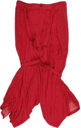 Yohji Yamamoto Casual pants - Item 13397463AF