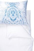 Melange Home Sarafina Duvet Set - Sapphire Blue
